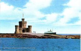 IOM - DOUGLAS - THE TOWER OF REFUGE P1 - Isle Of Man