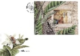 Portugal & FDCB Beekeeping  2013 (8) - Blocs-feuillets