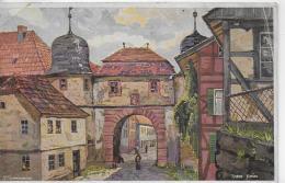 AK 0850  Tann  ( Rhön ) - Künstlerkarte V.  P. Schmiegelow / Verlag Mandt Ca. Um 1920 - Fulda