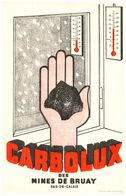 Cha Ca/Buvard Charbon Carbolux  (N= 1) - Buvards, Protège-cahiers Illustrés