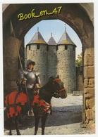{76386} 11 Aude La Cité De Carcassonne , Entrée Du Château Comtal - Carcassonne