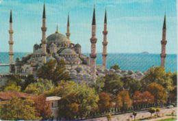 (TQ166) ISTANBUL. THE BLUE MOSQUE - Turquia