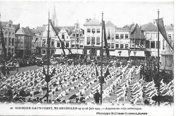 Noorder Gauwfeest, Te Mechelen Op 17-18 Juli 1905, Algemeene Vrije Oefeningen - Mechelen