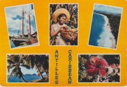 (ZAZ11) ANTILLES CARIBEAN - Antillas