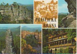 (SL40) HRENSKO. PRAVCICKA BRANA ... UNUSED - Eslovaquia