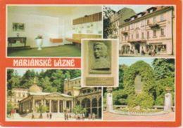 (CSK408) MARIANSKE LAZNE - República Checa
