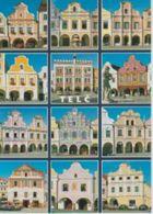 (CSK409) TELC . WORLD HERITAGE OF UNESCO - República Checa