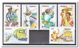 Zimbabwe 1983, Postfris MNH, World Communication Year - Zimbabwe (1980-...)