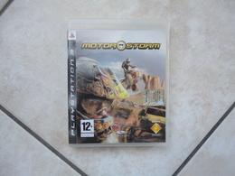 MOTOR STORM - PS3 - Evolution - Sony Computer - Sony PlayStation