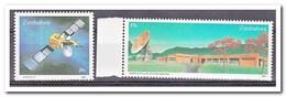 Zimbabwe 1985, Postfris MNH, Earth Station Mazowe - Zimbabwe (1980-...)