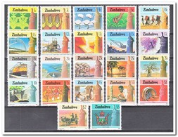 Zimbabwe 1985, Postfris MNH, Culture, Technology And Business - Zimbabwe (1980-...)
