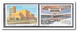 Zimbabwe 1986, Postfris MNH, Harare Conference Center - Zimbabwe (1980-...)