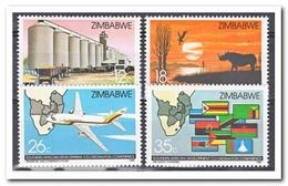 Zimbabwe 1986, Postfris MNH, Six Years Conference, Development South Of Africa - Zimbabwe (1980-...)