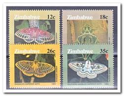 Zimbabwe 1986, Postfris MNH, Butterflies - Zimbabwe (1980-...)
