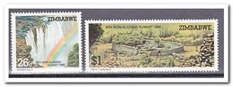 Zimbabwe 1986, Postfris MNH, Conference Of Non-Aligned Countries - Zimbabwe (1980-...)