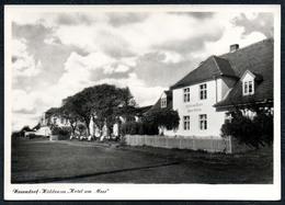 B1373 - Neuendorf Hiddensee - Hotel Am Meer - Führendes Haus - Herold Neukirch - Hiddensee