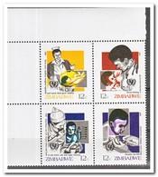 Zimbabwe 1987, Postfris MNH, Campaign For The Survival Of Children - Zimbabwe (1980-...)