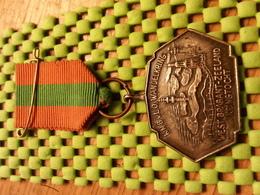 Medaille  / Medal - K.N.B V LO  Wandelkring West Brabant - Zeeland + 1963 - The Netherlands - Pays-Bas