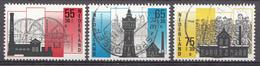 Pays-Bas 1987  Mi.nr: 1315-1317 Sommermarken  Oblitérés / Used / Gestempeld - Periode 1980-... (Beatrix)
