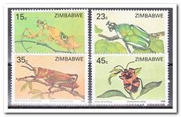 Zimbabwe 1988, Postfris MNH, Insects - Zimbabwe (1980-...)