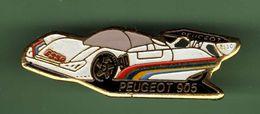 PEUGEOT 905 *** ESSO *** Signe DIMO ***  A039 - Peugeot