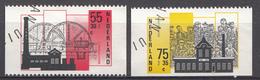 Pays-Bas 1987  Mi.nr: 1315C+1317D Sommermarken  Oblitérés / Used / Gestempeld - 1980-... (Beatrix)