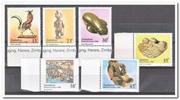 Zimbabwe 1988, Postfris MNH, 30 Years National Gallery - Zimbabwe (1980-...)