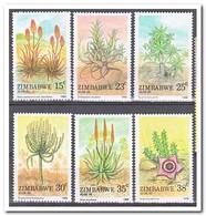 Zimbabwe 1988, Postfris MNH, Plants - Zimbabwe (1980-...)