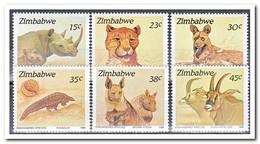 Zimbabwe 1989, Postfris MNH, Animals - Zimbabwe (1980-...)