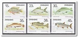 Zimbabwe 1989, Postfris MNH, Fish - Zimbabwe (1980-...)