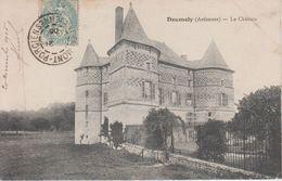 CPA Doumely - Le Château De Doumely - France