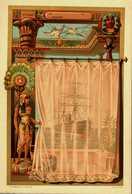 MENU...COMPAGNIE DES MESSAGERIES MARITIMES.....PAQUEBOT...1ere CLASSE....1890..MENU AU DOS - Menus