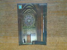 Carcassonne , Basilique St. Nazaire , Rosace Côté Nord , Dédiée à La Vierge - Carcassonne