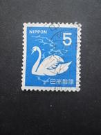 Japon N°1013 CYGNE Oblitéré - Swans