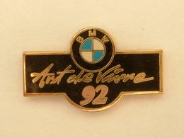 Pin'S BMW - ART DE VIVRE 92 - BMW