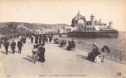 06 - NICE - Le Palais De La Jetée-Promenade - Monuments, édifices