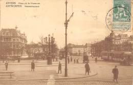 ANTWERPEN - Gemeenteplaats - Antwerpen