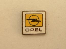 Pin'S OPEL - PETIT LOGO - Opel