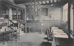 BRUXELLES - Restaurant RAVENSTEIN - Salle Gothique - Cafés, Hôtels, Restaurants