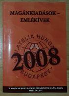 1971 - 2007 Hungary Hongrie Hongarije Ungarn / Philatelist Commemorative Memorial Sheet Block Catalogue Katalog - Feuillets Souvenir