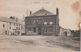 CPA Daigny - La Mairie (petite Animation) - France