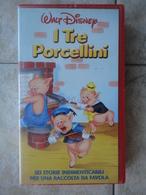 I Tre Porcellini - VHS - Walt Disney - Cartoons