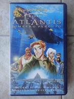 Atlantis L'impero Perduto - VHS - I Classici Walt Disney - Dibujos Animados