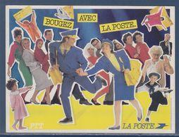 = Bougez Avec La Poste, Avril 86 - Post