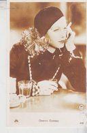 Greta Garbo Attrice Actress Riproduzione Da Originale Serie De Agostini - Actores