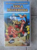 L'isola Misteriosa - VHS - Alla Ricerca Della Valle Incantata N. 5 - Universal - Dibujos Animados