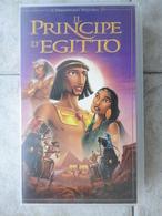 Il Principe D'Egitto - VHS - DreamWorks Pictures - Cartoons