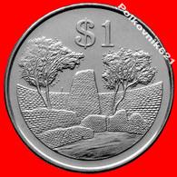 Zimbabwe, 1 Dollar 2002 - Zimbabwe