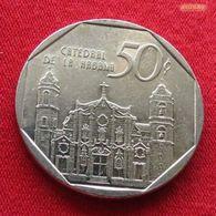 Cuba 50 Centavos 1994 KM# 578 - Cuba