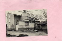 Carte Postale - SAINT MARTIN De La BRASQUE - D84 - La Bastide De Brét - Other Municipalities